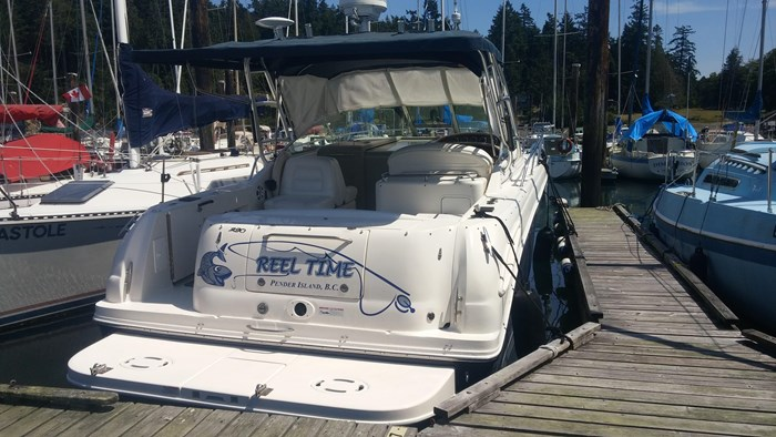 2006 Sea Ray Amberjack 290 Photo 3 sur 35