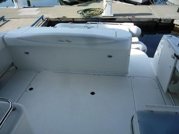 2006 Sea Ray Amberjack 290 Photo 4 sur 35
