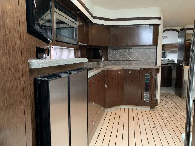 2012 CRUISERS YACHTS 540 SPORT COUPE Photo 27 sur 110