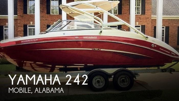 2014 Yamaha 242 Limited S Photo 1 sur 20