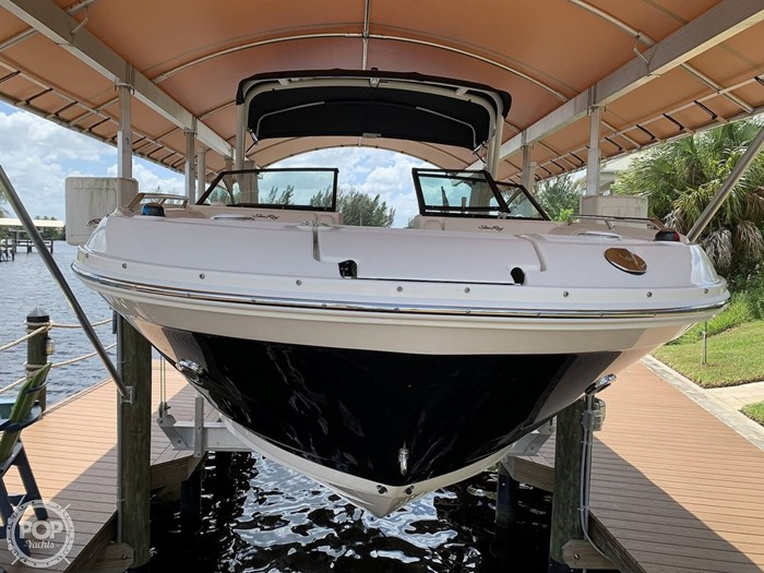 2019 Sea Ray SDX 270 SD OB Photo 4 of 20
