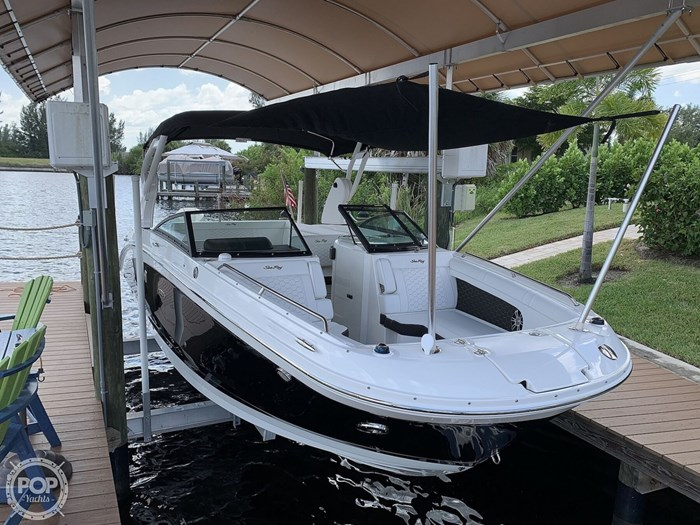 2019 Sea Ray SDX 270 SD OB Photo 11 of 20