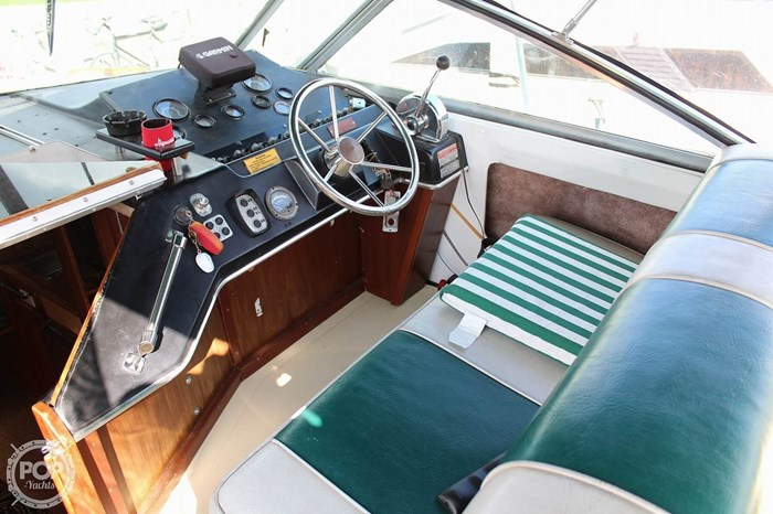 1980 Sea Ray Sundancer 260 SRV Photo 11 sur 20