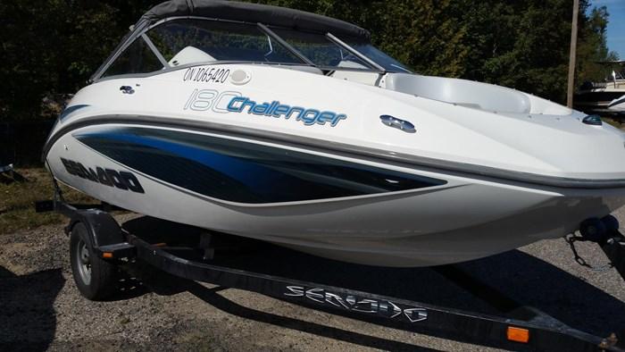2008 Sea-Doo 180 Challenger Photo 1 of 8