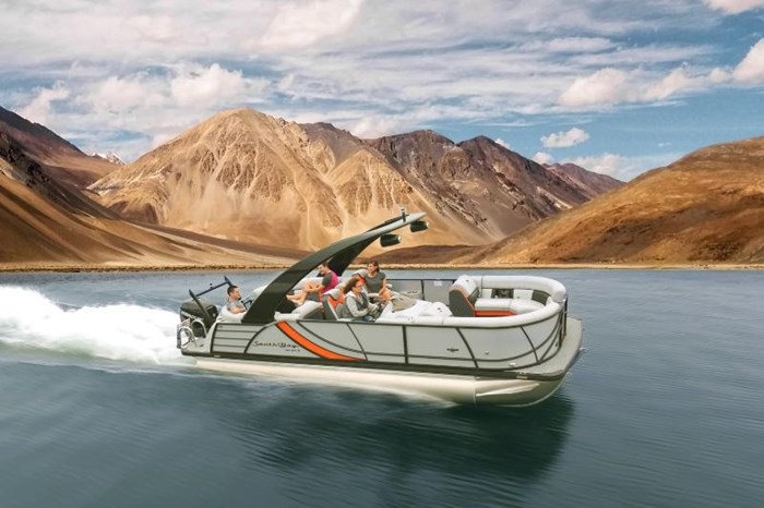2019 SOUTH BAY PONTOONS 525RS 3.0+ Photo 1 of 13