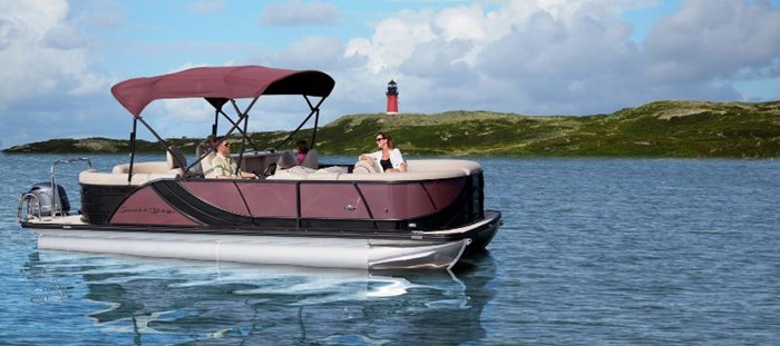 2019 SOUTH BAY PONTOONS 525RS 3.0+ Photo 3 of 13