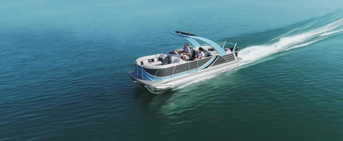 2019 SOUTH BAY PONTOONS 525RS 3.0+ Photo 4 of 13