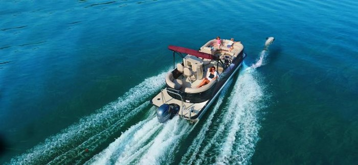 2019 SOUTH BAY PONTOONS 525RS 3.0+ Photo 5 of 13