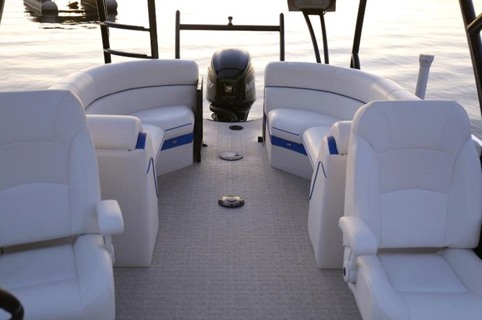 2019 SOUTH BAY PONTOONS 525RS 3.0+ Photo 12 of 13