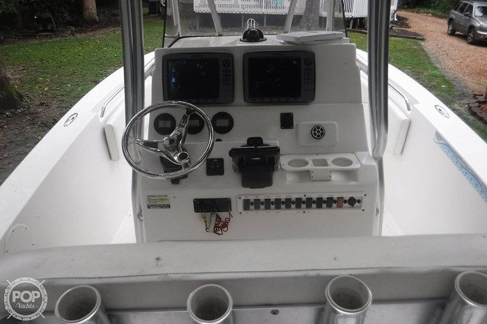 2011 NauticStar 2500 XS Offshore Photo 9 sur 20