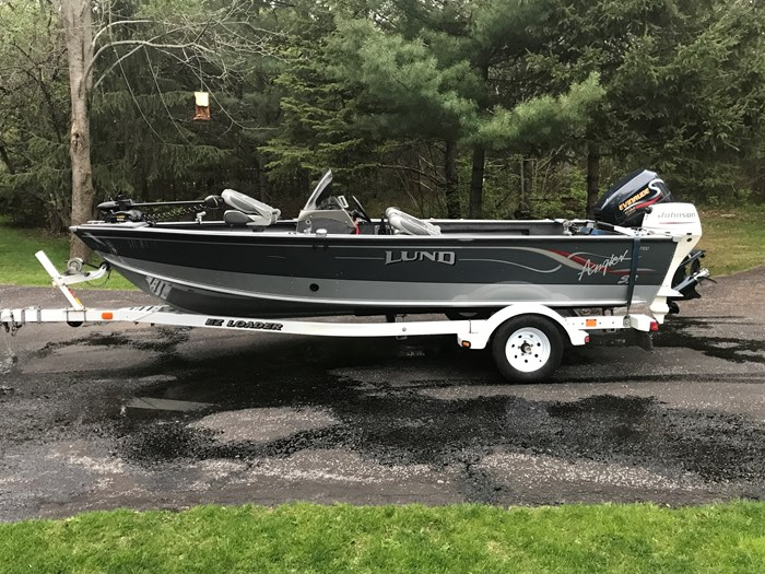 2001 Lund Angler 1700SS, Ready for Fall Fishing! A1 shape Photo 17 of 28