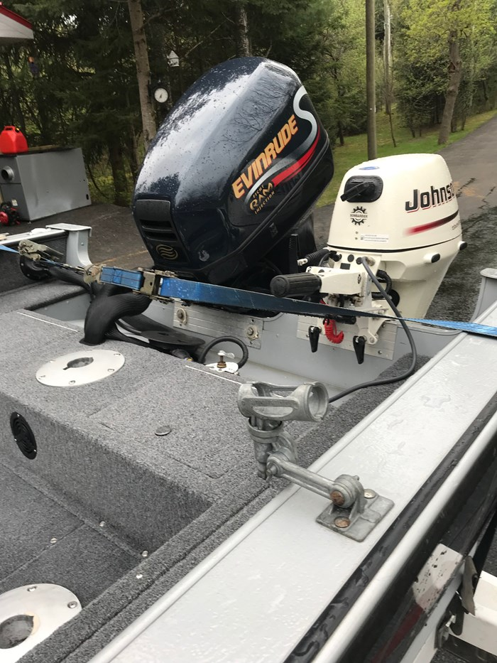 2001 Lund Angler 1700SS, Ready for Fall Fishing! A1 shape Photo 22 of 28
