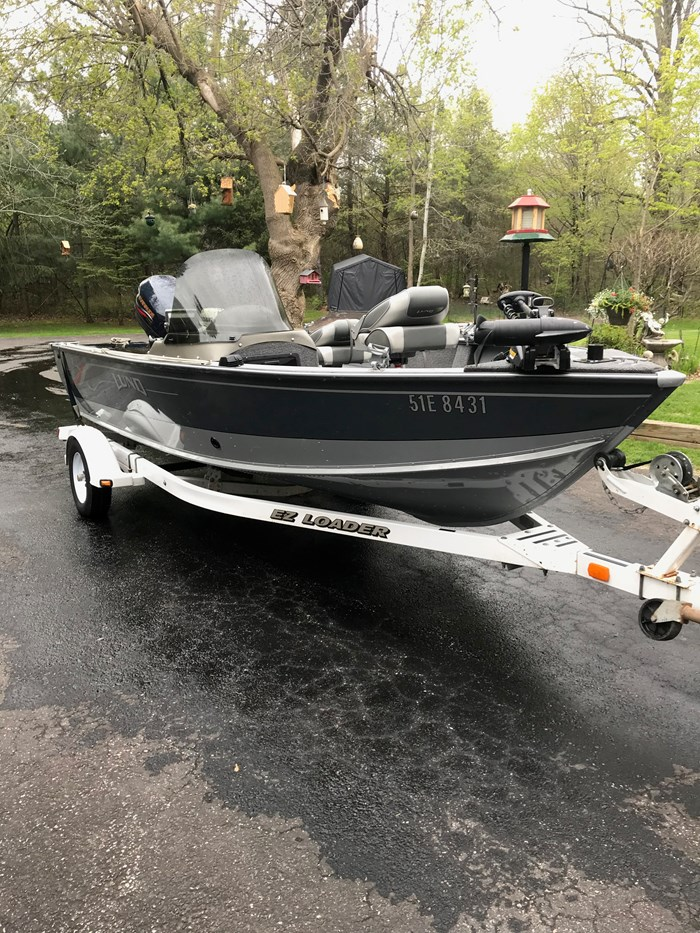 2001 Lund Angler 1700SS, Ready for Fall Fishing! A1 shape Photo 23 of 28