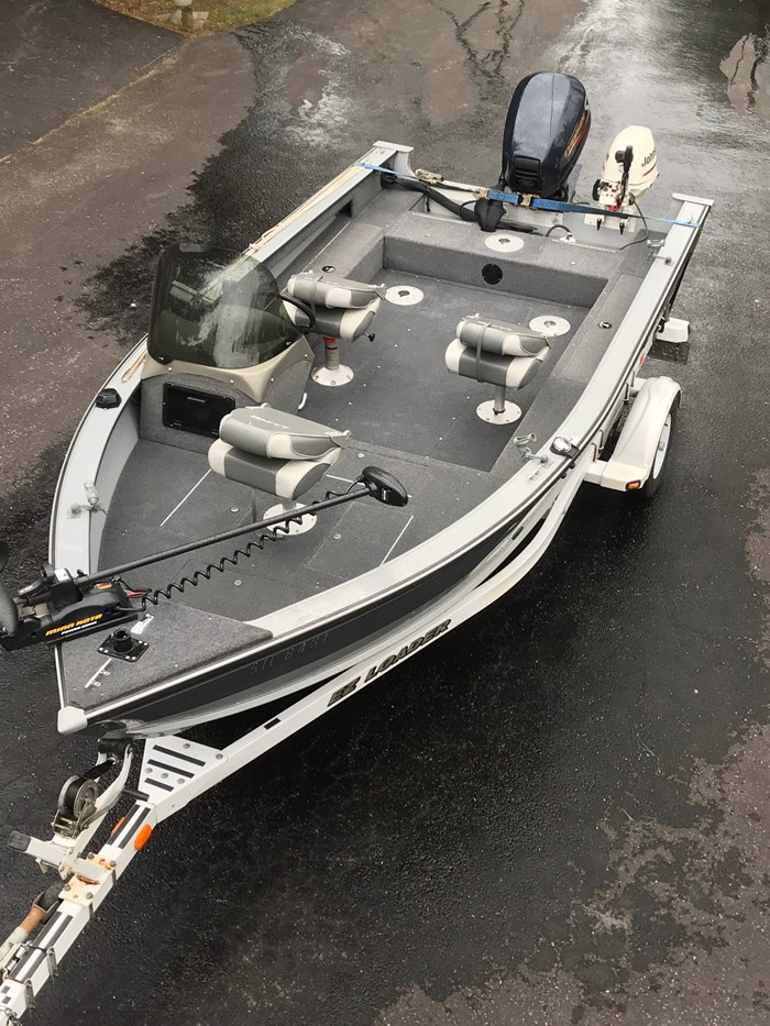 2001 Lund Angler 1700SS, Ready for Fall Fishing! A1 shape Photo 26 of 28