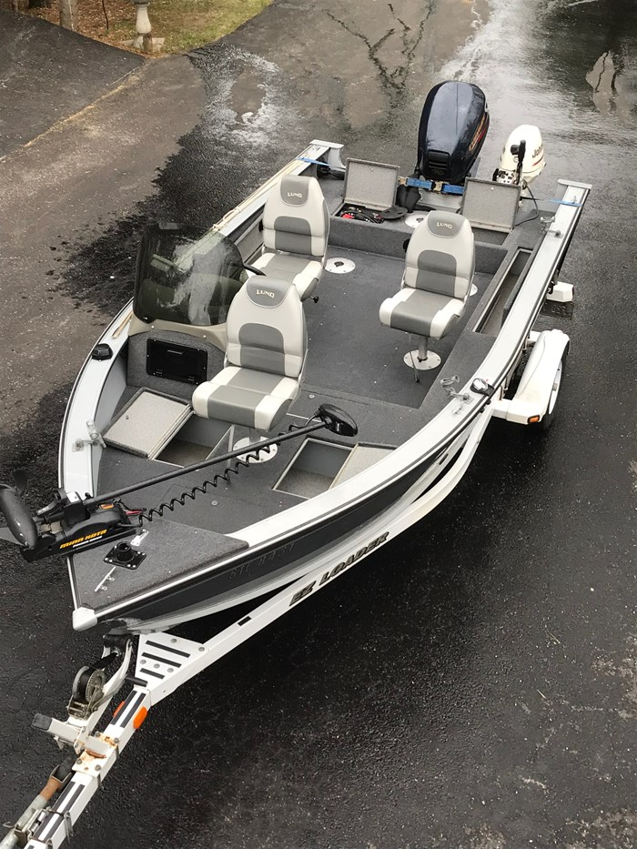 2001 Lund Angler 1700SS, Ready for Fall Fishing! A1 shape Photo 10 of 28