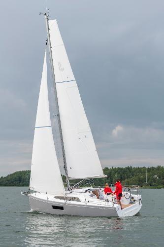 2020 Beneteau Oceanis 30.1 Photo 17 sur 50