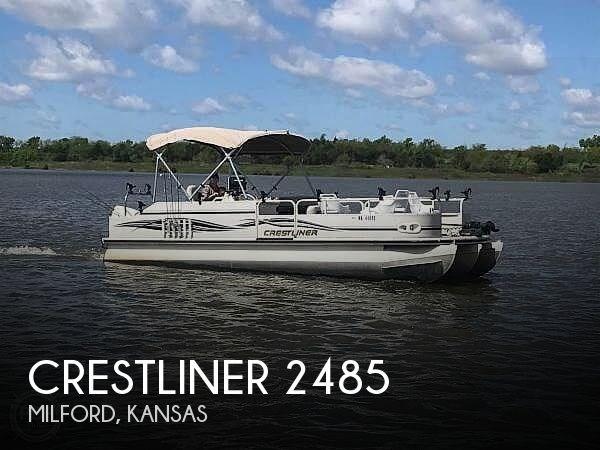 2007 Crestliner LSI Angler 2485 Photo 1 of 15