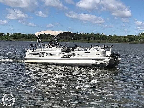 2007 Crestliner LSI Angler 2485 Photo 13 of 15
