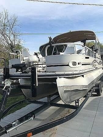 2007 Crestliner LSI Angler 2485 Photo 14 of 15