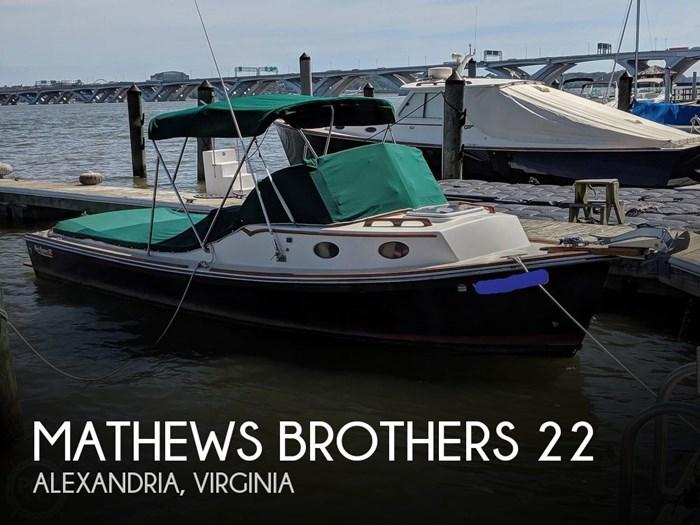 2003 Mathews Brothers 22 Photo 1 sur 20