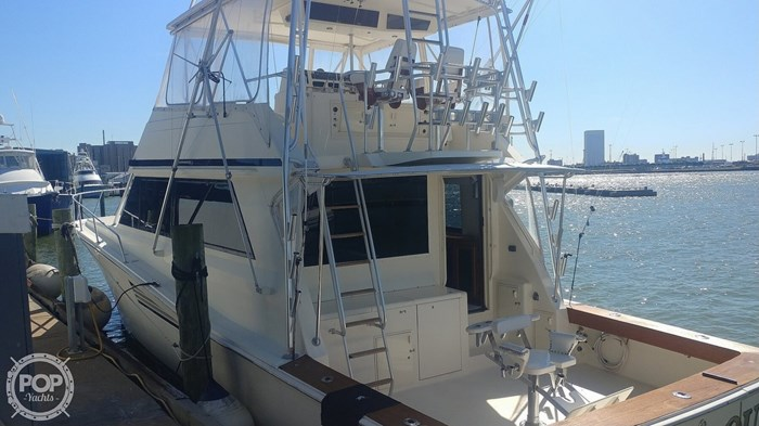 1990 Viking Yachts 53 Convertible Sport Fisherman Photo 2 sur 20