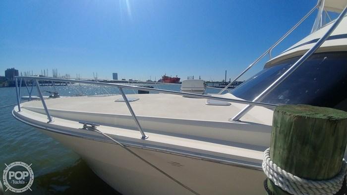 1990 Viking Yachts 53 Convertible Sport Fisherman Photo 14 sur 20