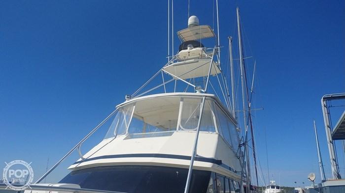 1990 Viking Yachts 53 Convertible Sport Fisherman Photo 16 sur 20