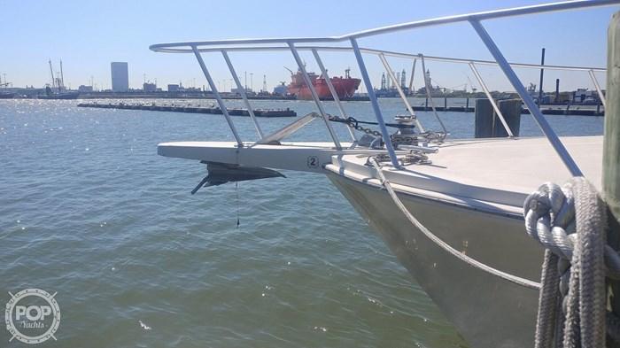 1990 Viking Yachts 53 Convertible Sport Fisherman Photo 18 sur 20