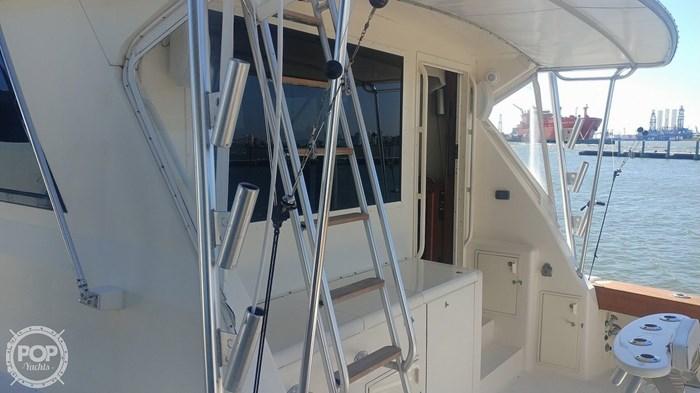 1990 Viking Yachts 53 Convertible Sport Fisherman Photo 10 sur 20