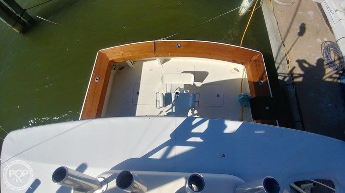1990 Viking Yachts 53 Convertible Sport Fisherman Photo 12 sur 20