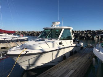 2017 boston whaler 285 conquest pilothouse Photo 4 of 19
