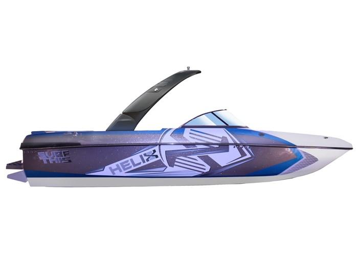 2021 Helix Boats 243 HX Photo 11 of 18