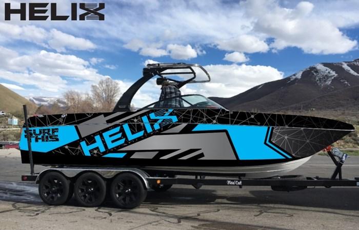 2021 Helix Boats 243 HX Photo 12 of 18