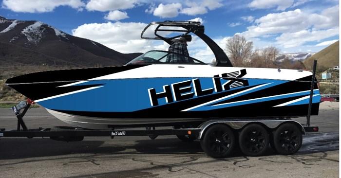 2021 Helix Boats 243 HX Photo 13 of 18