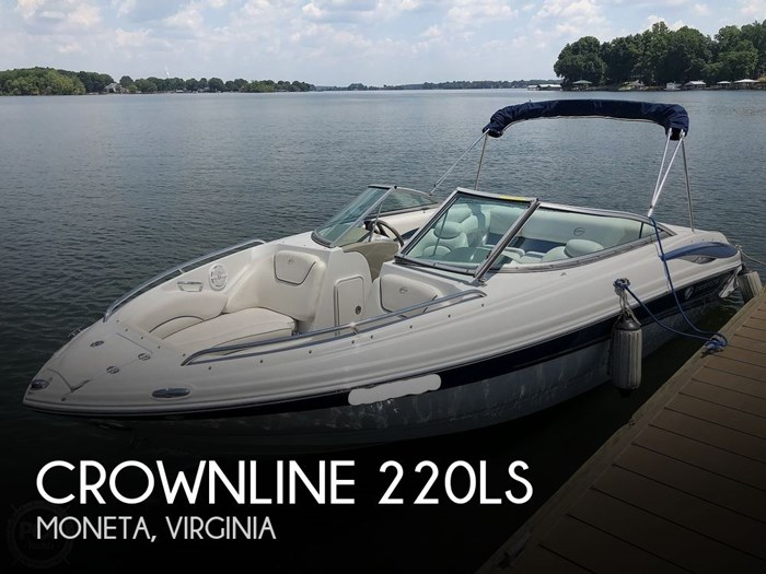 2007 Crownline 220LS Photo 1 sur 20