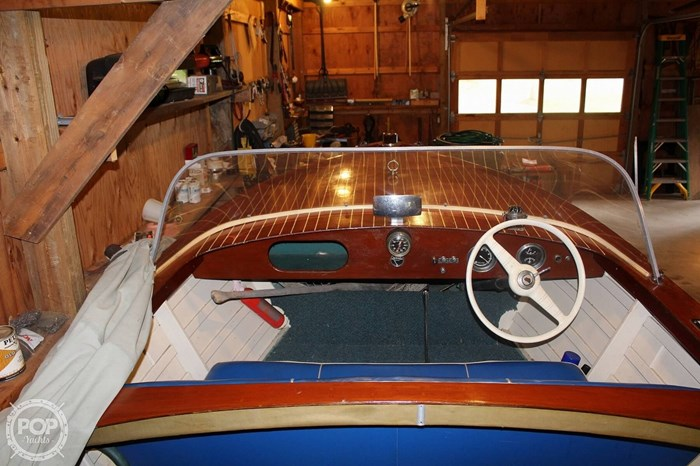 1955 Chris-Craft sportsman Photo 2 sur 20