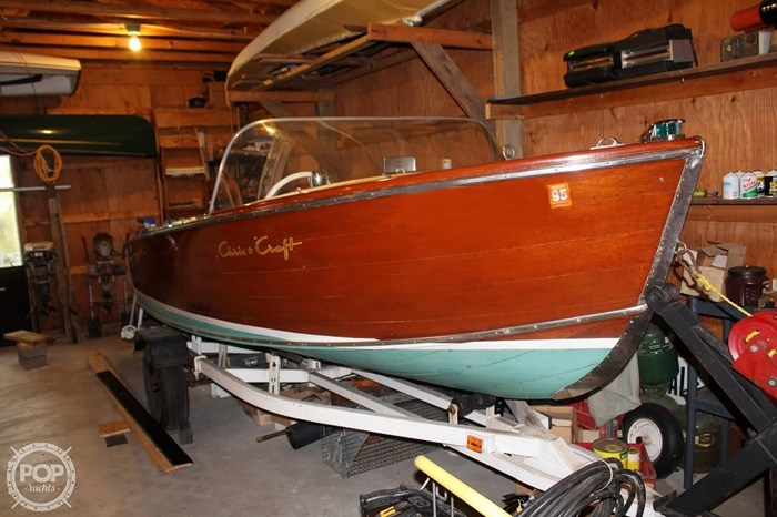 1955 Chris-Craft sportsman Photo 8 sur 20