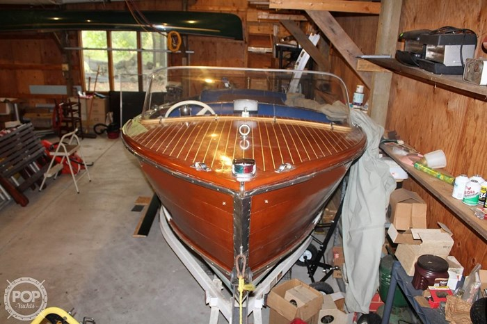 1955 Chris-Craft sportsman Photo 13 sur 20