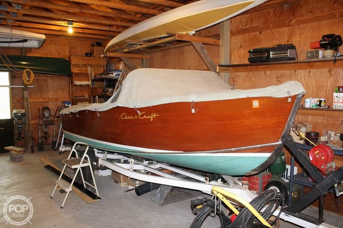 1955 Chris-Craft sportsman Photo 10 sur 20