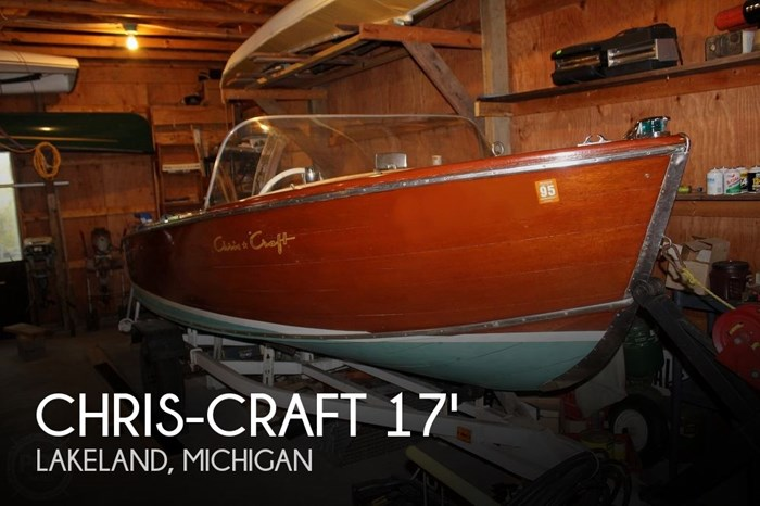1955 Chris-Craft sportsman Photo 1 sur 20