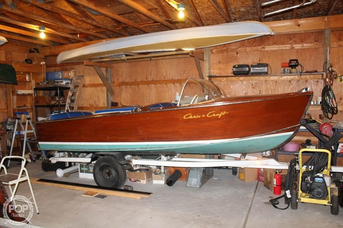 1955 Chris-Craft sportsman Photo 7 sur 20