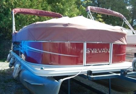 2013 Sylvan Mirage Cruise 818 CR Photo 1 of 14