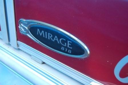 2013 Sylvan Mirage Cruise 818 CR Photo 3 of 14
