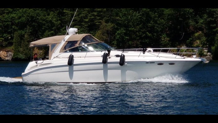 2001 Sea Ray Sundancer Photo 1 of 36