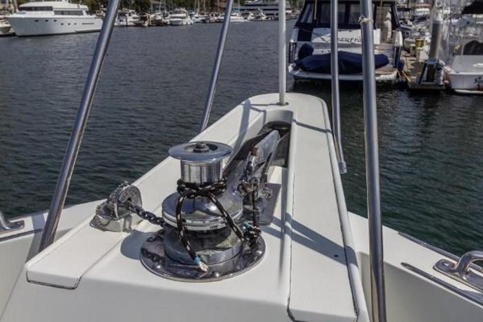 1998 Hatteras 74 Cockpit Motor Photo 7 sur 45