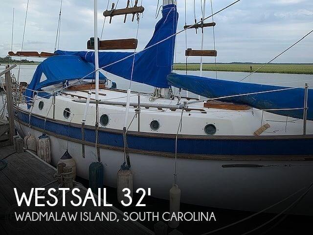 1975 Westsail Westsail 32 Photo 1 sur 20