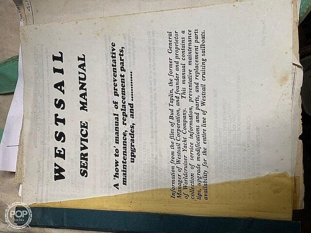 1975 Westsail Westsail 32 Photo 10 sur 20