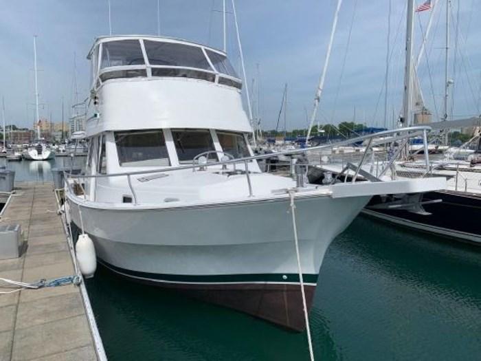 2000 Mainship 390 Trawler Photo 4 of 63