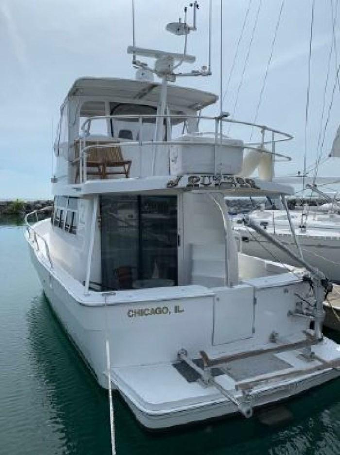 2000 Mainship 390 Trawler Photo 6 of 63