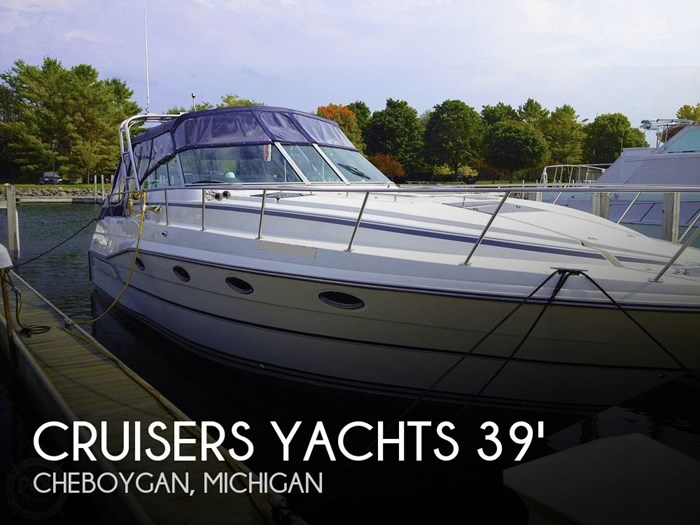 1989 Cruisers Yachts Esprit 3670 Photo 1 of 20